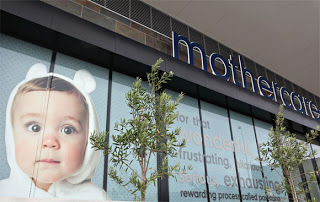 GRAB A BOSCOBEAR FREE KIDS NAME LABELS VOUCHER AT THE OPENING OF MOTHERCARE KNOX CITY STORE ON 24-26 SEPTEMBER
