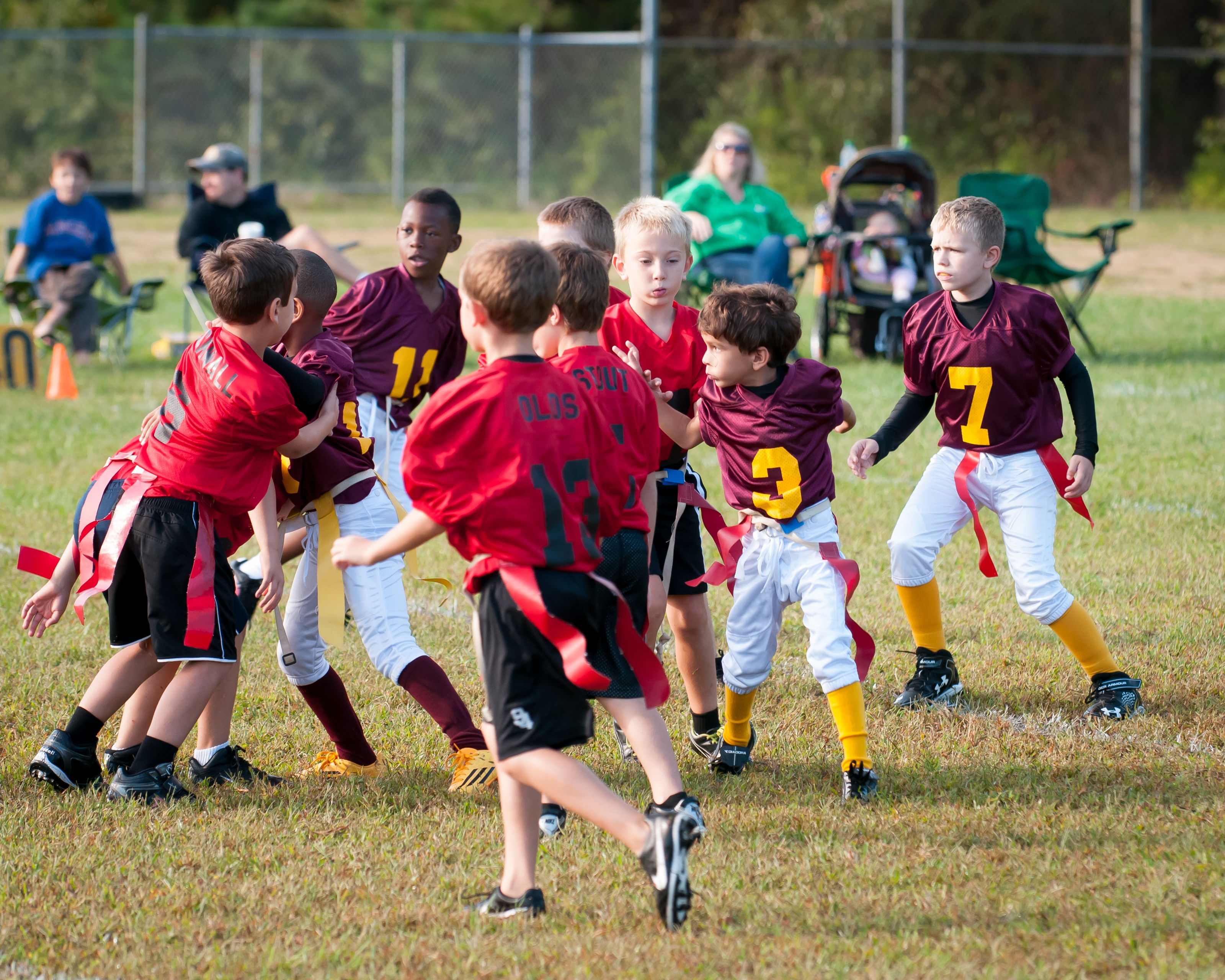 Improve School and Youth Sports Safety Using Name Labels in Australia