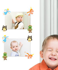GET INTERACTIVE WITH BOSCOBEAR WALL STICKERS!