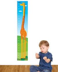 START YOUR NEW YEAR WITH OUR FABULOUS GROWTH CHARTS