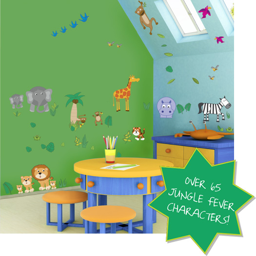 BoscoBear Kids Wall Stickers Reviewed on BShare