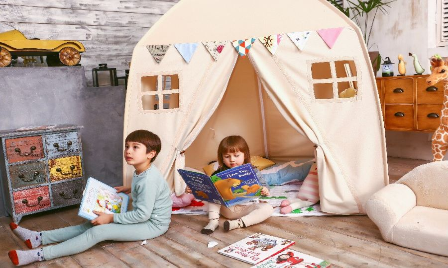 Unique Children's Playhouses, Tee Pee and Tents